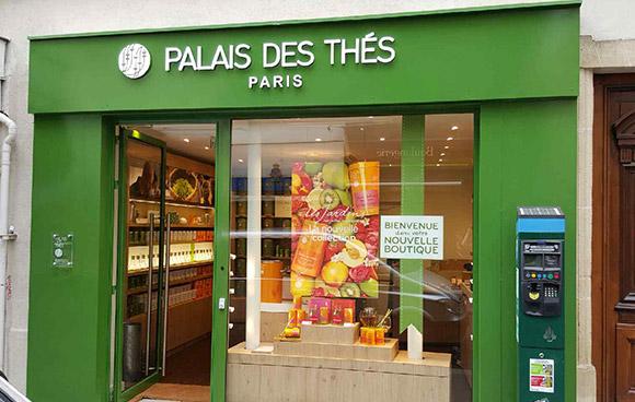 Palais Des Thés Store Paris 75009