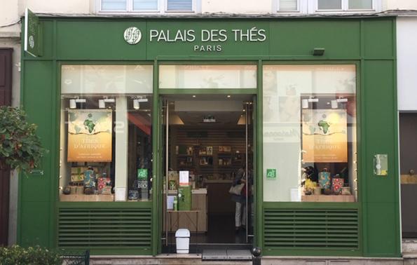 Palais des Thés-Boutiquen Paris 75015