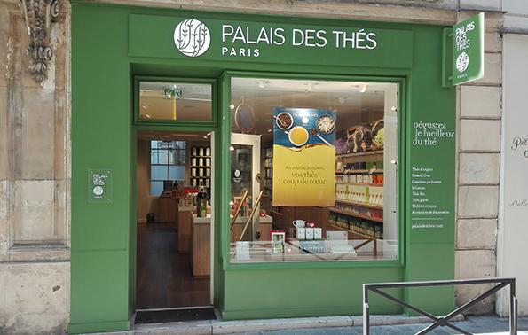 Palais des Thés-Boutiquen Paris 75016