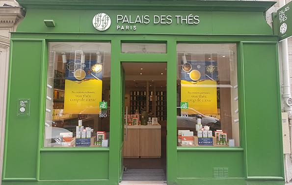 Boutique Palais Des Thés Paris 75006