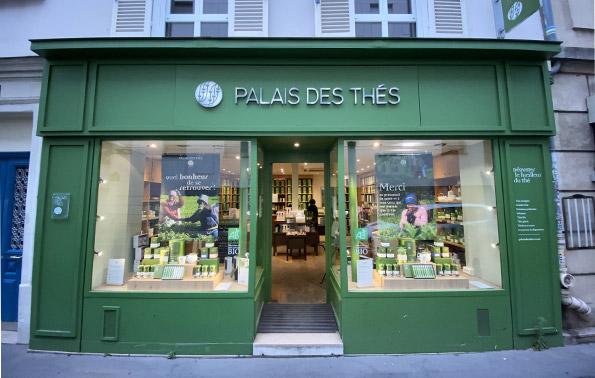 Palais Des Thés Store Paris 75014