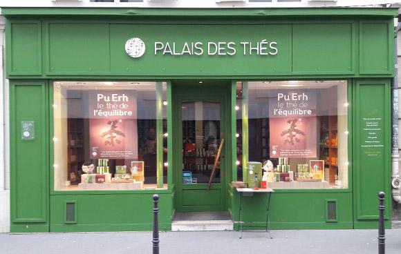 Palais des Thés-Boutiquen Paris 75014