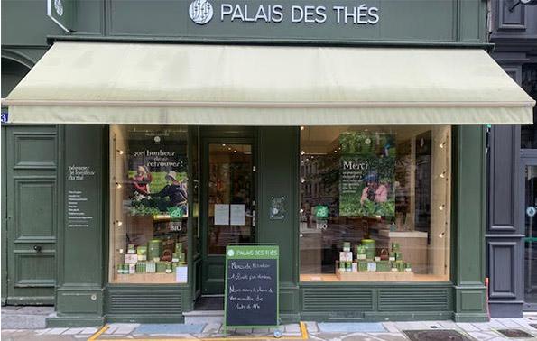 Boutique Palais Des Thés Lyon 69001