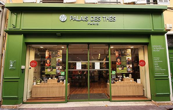 Boutique Palais Des Thés Aix en Provence 13100