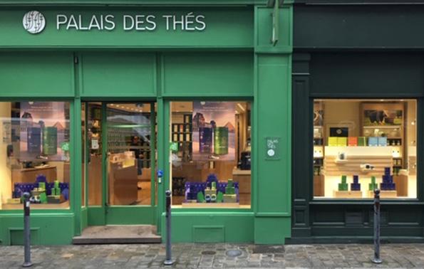 Boutique Palais Des Thés Lille 59800