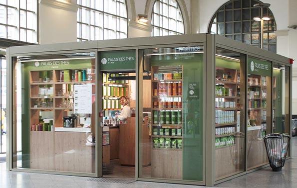 Boutique Palais Des Thés Lille 59000