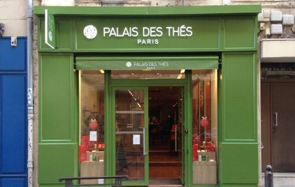 Palais des Thés-Boutiquen Marseille 13006
