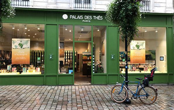 Boutique Palais Des Thés Nantes 44000