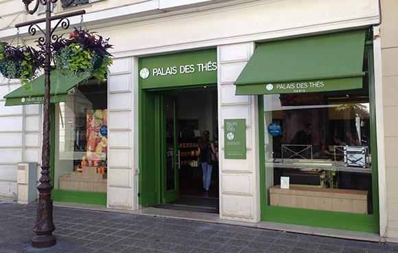 Palais des Thés-Boutiquen Nice 06000