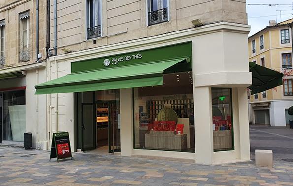 Boutique Palais Des Thés Nîmes 30000