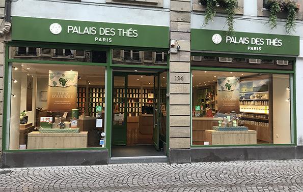 Boutique Palais Des Thés Strasbourg 67000