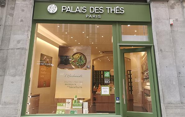 Boutique Palais Des Thés Toulouse 31000