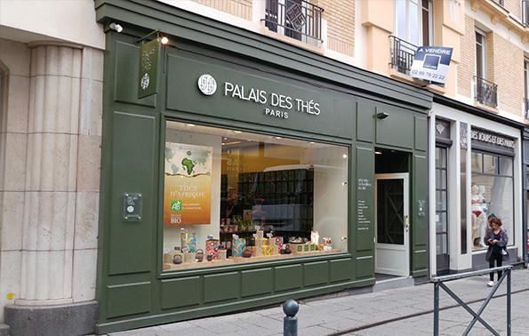 Boutique Palais Des Thés Rennes 35000