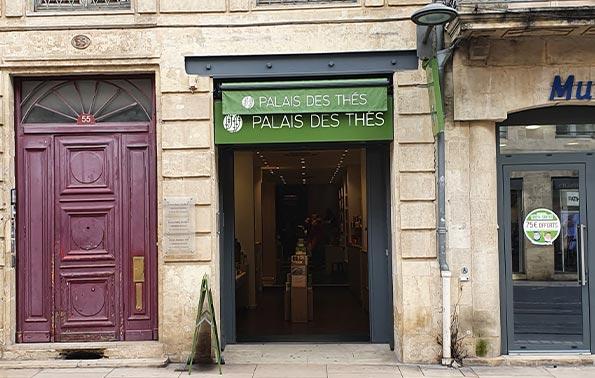 Boutique Palais Des Thés Bordeaux 33000