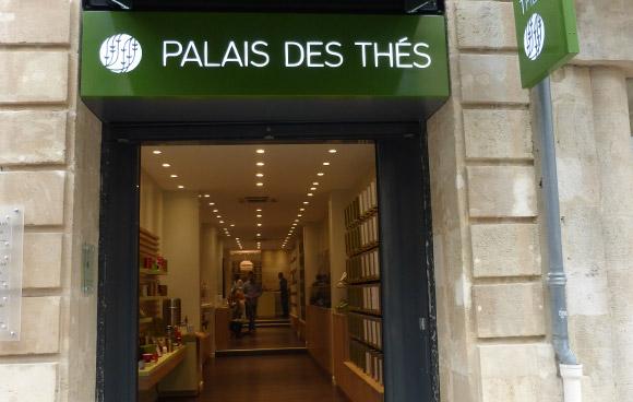 Palais des Thés-Boutiquen Bordeaux 33000