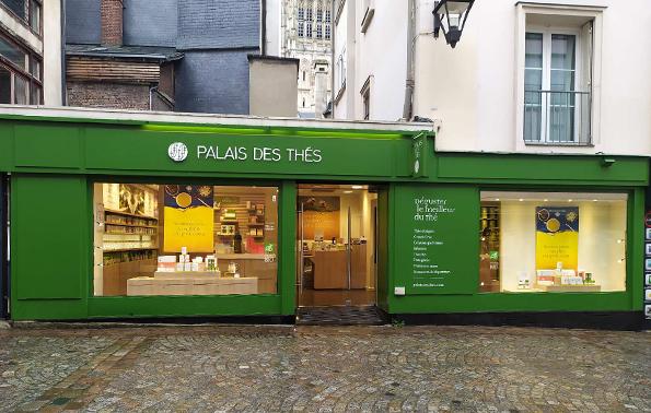 Boutique Palais Des Thés Rouen 76000