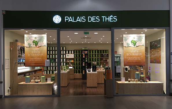 Palais Des Thés Store Mundolsheim 67452