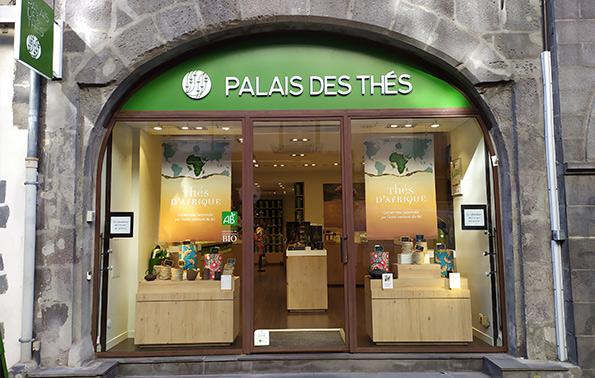 Boutique Palais Des Thés Clermont-Ferrand 63000