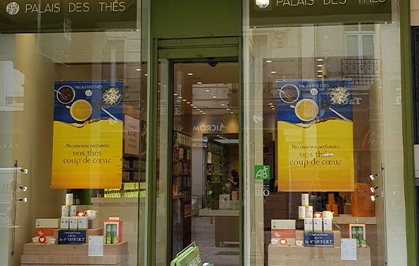 Palais Des Thés Store Reims 51100