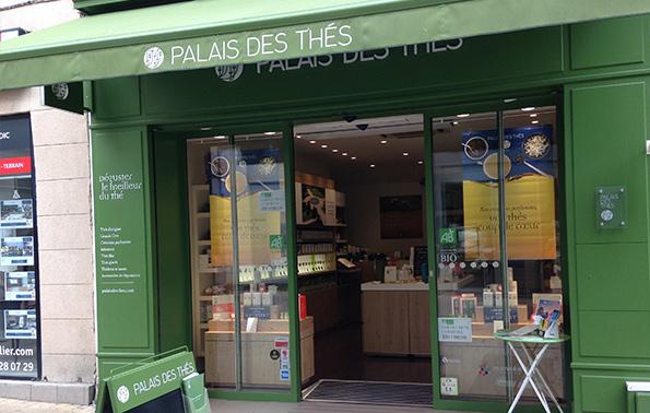Boutique Palais Des Thés Le Mans 72100