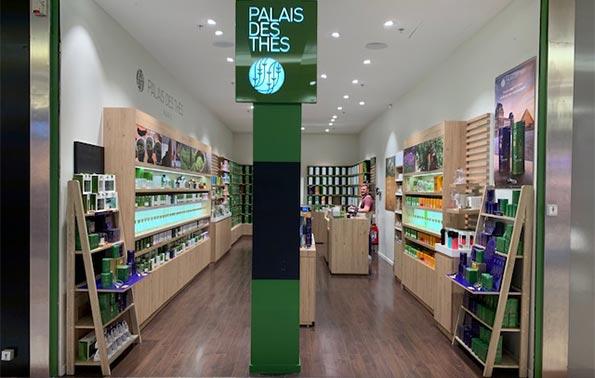 Boutique Palais Des Thés Villeneuve d'Ascq 59650