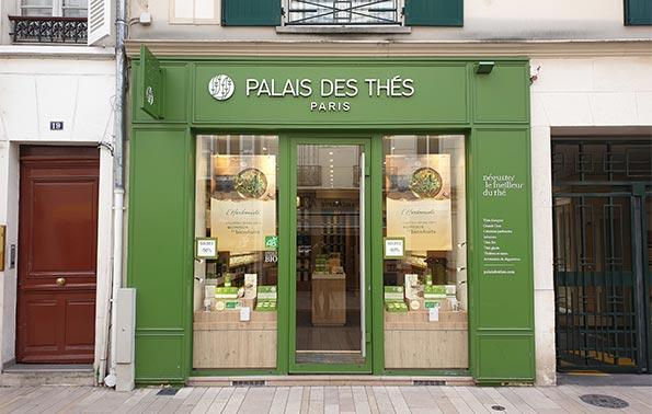 Palais des Thés-Boutiquen Vincennes 94300
