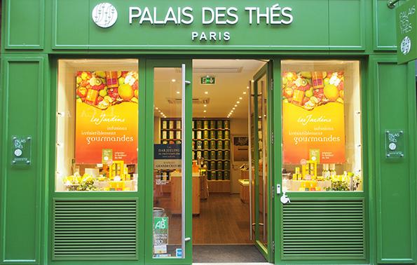 Boutique Palais Des Thés Metz 57000