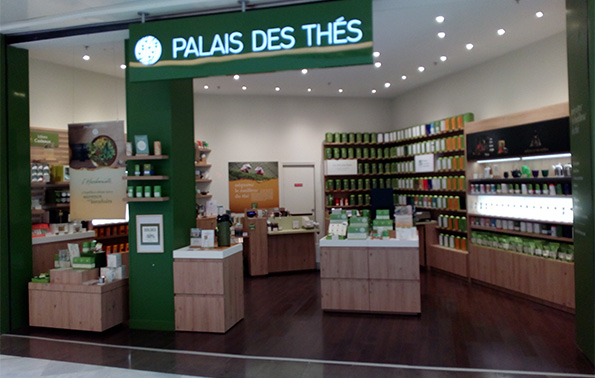 Palais Des Thés Store Dijon 21078