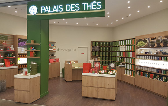 Palais des Thés-Boutiquen Dijon 21078