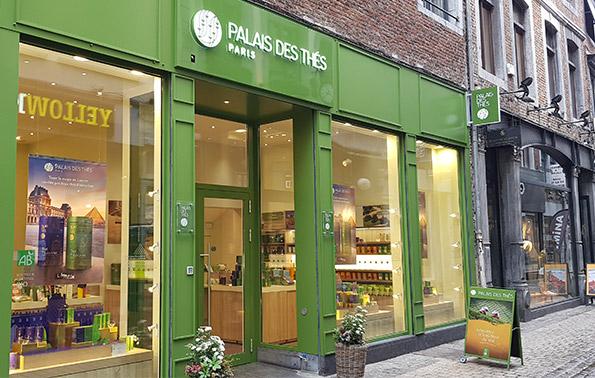 Palais Des Thés Store Liège 4000