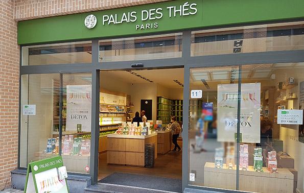 Boutique Palais Des Thés Ottignies-Louvain-la-Neuve 1348