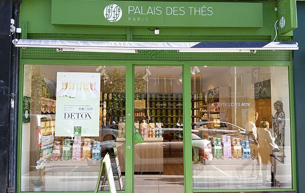 Palais des Thés-Boutiquen Oslo 0366