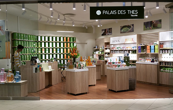 Palais des Thés-Boutiquen Sandvika 1338