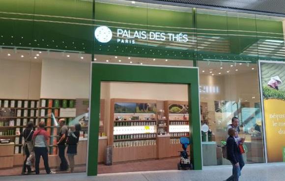 Boutique Palais Des Thés Saint-Laurent-du-Var 06700