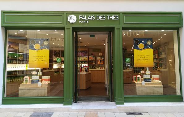 Palais Des Thés Store Avignon 84000