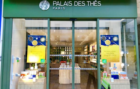 Palais des Thés-Boutiquen Tours 37000