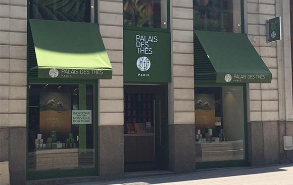 Palais Des Thés Store Angers 49000