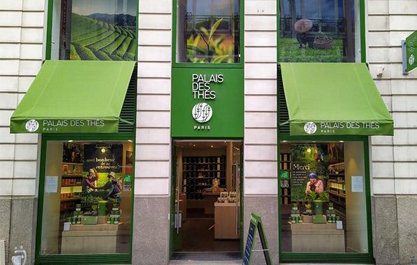Palais des Thés-Boutiquen Angers 49000