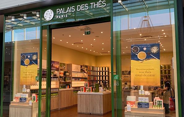 Boutique Palais Des Thés Lieusaint 77127