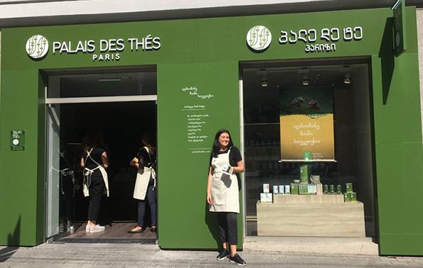 Palais Des Thés Store Tbilisi