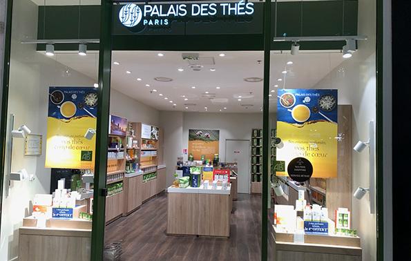 Palais des Thés-Boutiquen Le Chesnay 78150