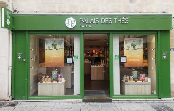 Boutique Palais Des Thés Caen 14000