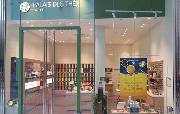 Boutique Palais Des Thés Levallois-Perret 92300