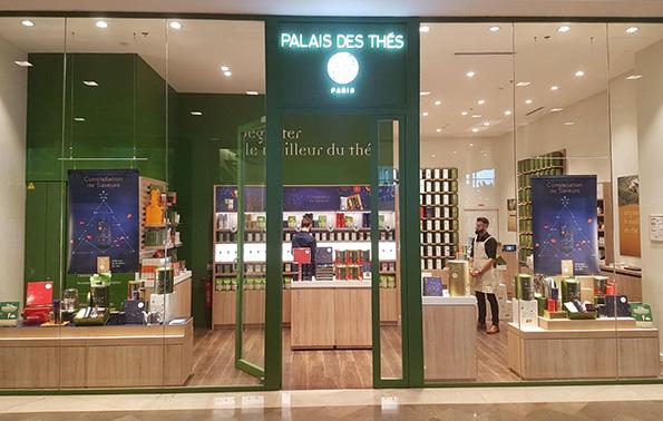 Palais Des Thés Store Marseille 13002