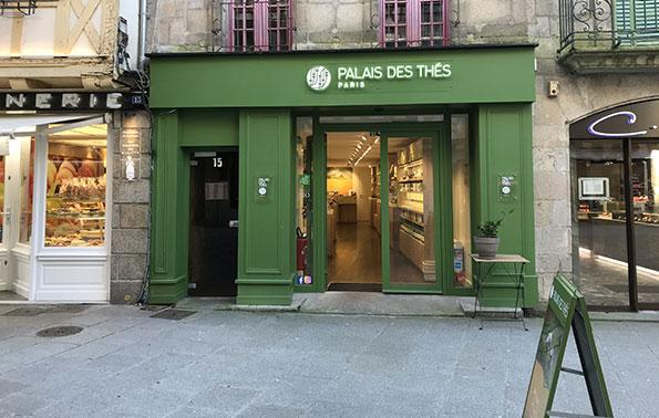 Palais Des Thés Store Quimper 29000