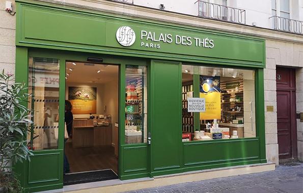 Palais Des Thés Store Saint-Germain-en-Laye 78100