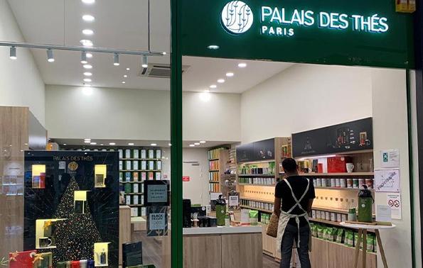 Boutique Palais Des Thés Sainte-Marie 97438