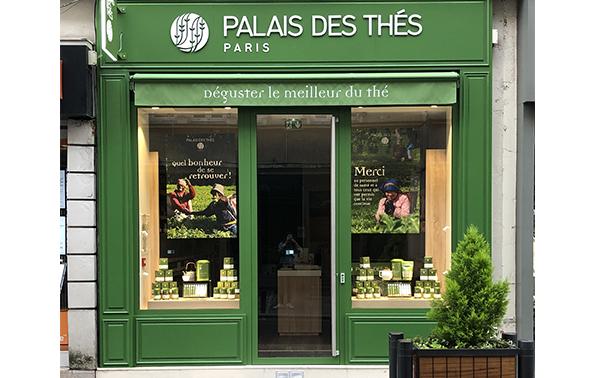Boutique Palais Des Thés Enghien-les-Bains 95880