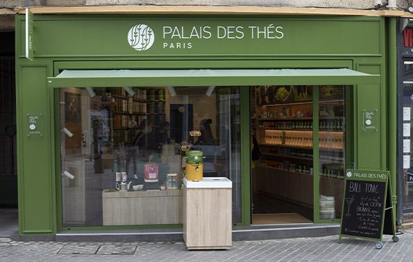 Palais Des Thés Store Amiens 80000