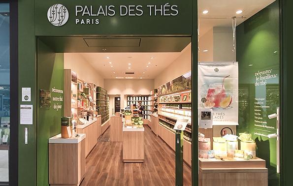 Boutique Palais Des Thés Mérignac 33700
